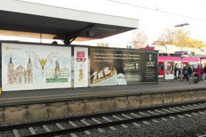 Werbeplakate Bern